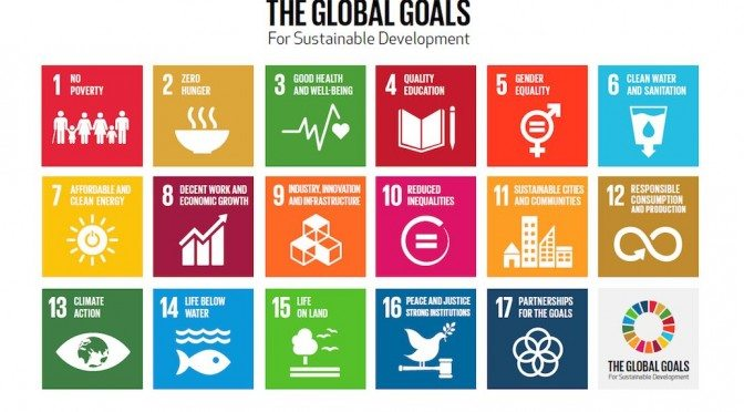 Building on the Sustainable Development Goals
