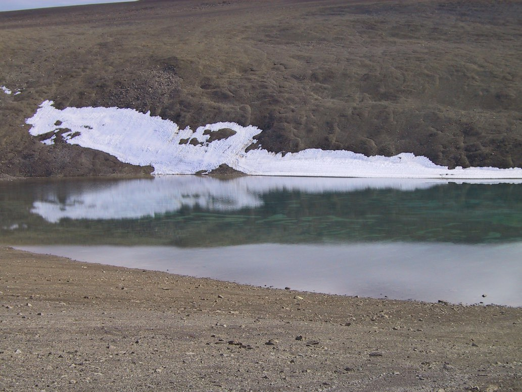 New research shows thawing permafrost below shallow Arctic lakes