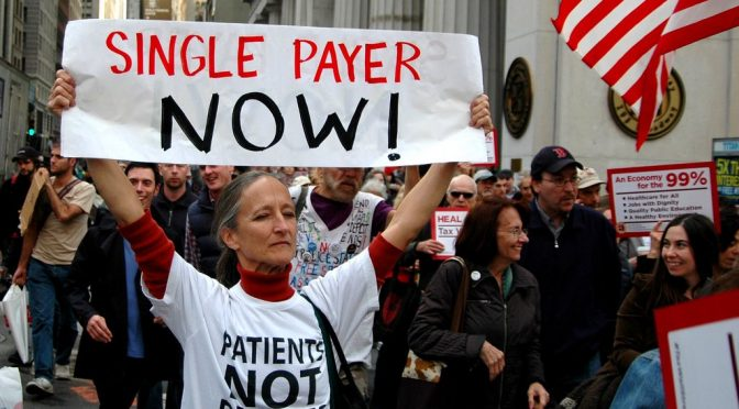 Will the Push to Dismantle Obamacare Lead to States Passing Single Payer Bills?