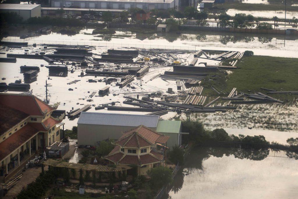 Scott Pruitt fails to protect environment, citizens post-Harvey